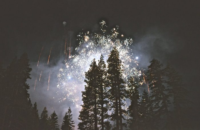 Feuerwerk Königsee