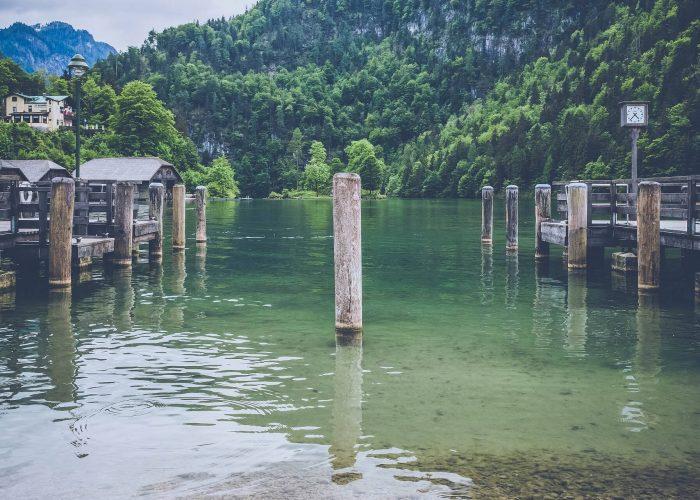 Steg am Königssee