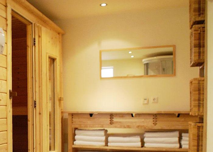 Hotel Landhaus Sonnenstern Sauna