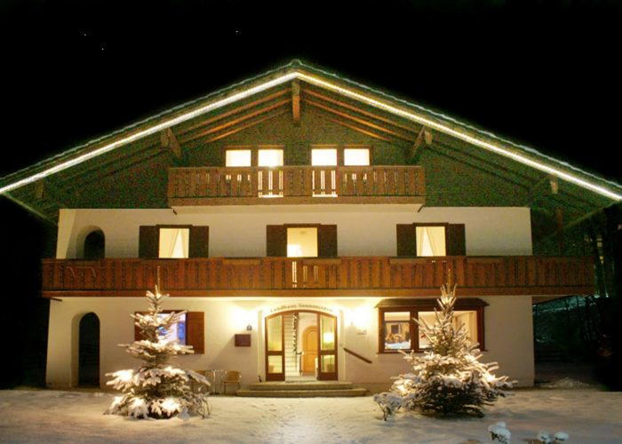 Hotel Landhaus Sonnenstern Winter