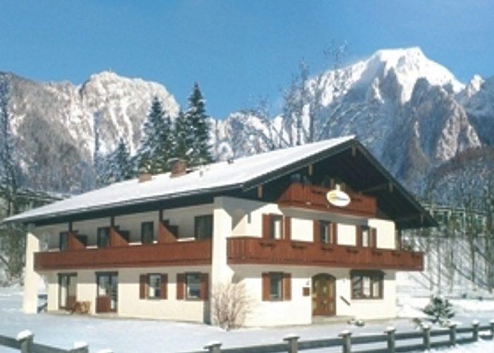 Hotel Landhaus Sonnenstern Winter