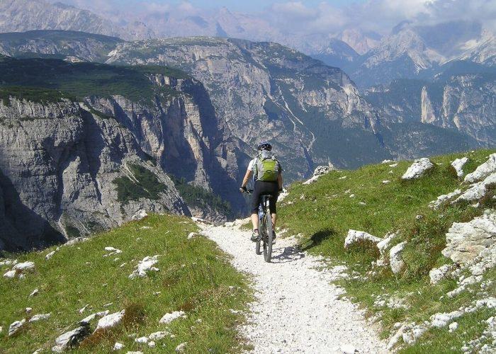Mountainbiketour Berchtesgaden