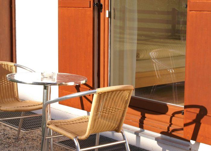 Hotel Landhaus Sonnenstern Terasse