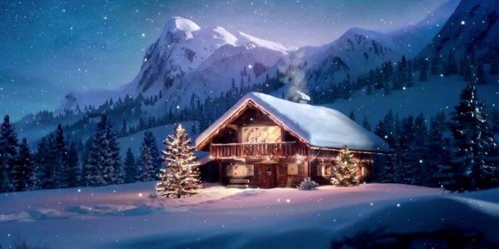 Alm Winter